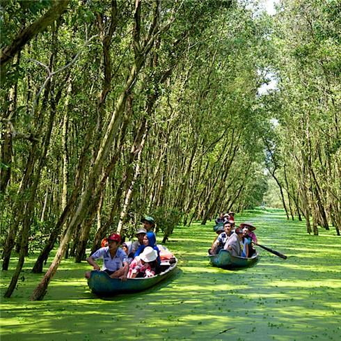 Tour quần đảo Bà Lụa - Rừng tràm Trà Sư 2N2Đ