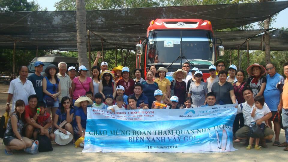 Những kỉ niệm cùng Thiên Anh Travel - Tour Nha Trang 3N3D