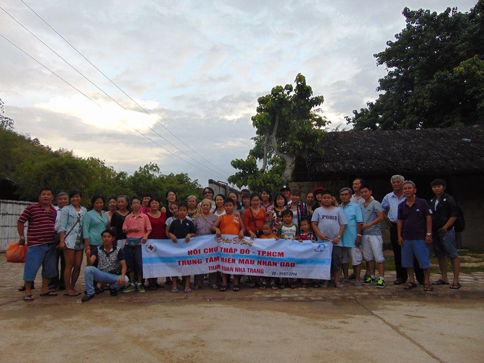 Những kỉ niệm cùng Thiên Anh Travel - Tour Nha Trang 4N3D
