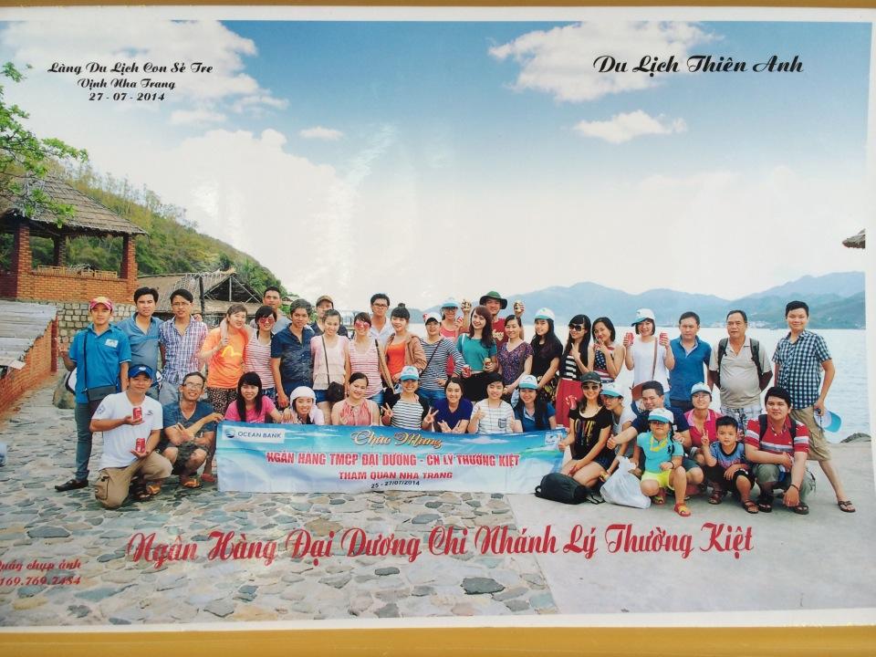 Những kỉ niệm cùng Thiên Anh Travel - Tour Nha Trang 2N3D