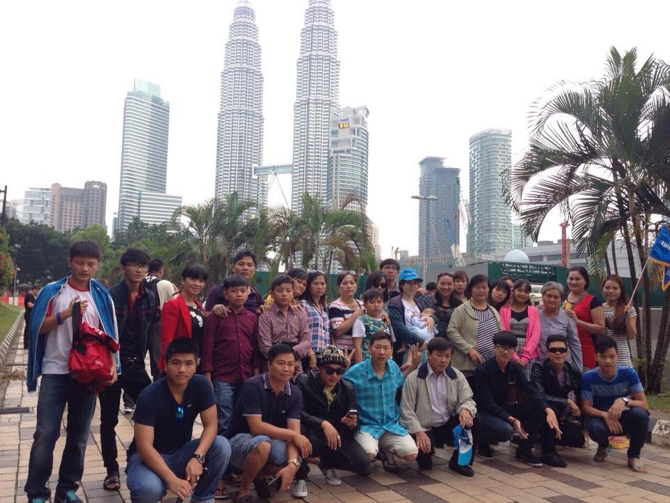 MAYLAYSIA 3N2D ( Không ngày tự do)
