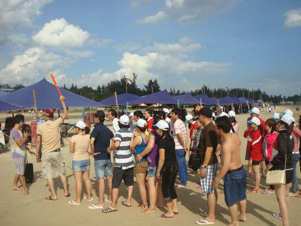 Những kỉ niệm khó quên cùng Thiên Anh Travel - Tour Long Hải - Bình Châu
