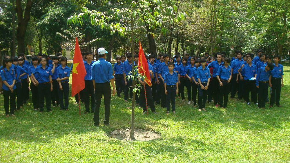 Những kỉ niệm cùng Thiên Anh Travel-Tour HS trườngTHCS An Lộc B